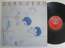 LP Zero Zero - Herzklopfen - VG++ OIS - Irrenanstalt Gerald Klepka Jenz Poeniz