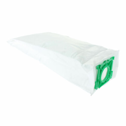 Sebo Vacuum Cleaner Microfibre Dust Bags X1 X1.1 X4 X//C//370 with Collar 8 Pack