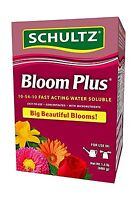 Schultz 1.5 Bloom Plus Water Soluble Plant Food Free Shipping