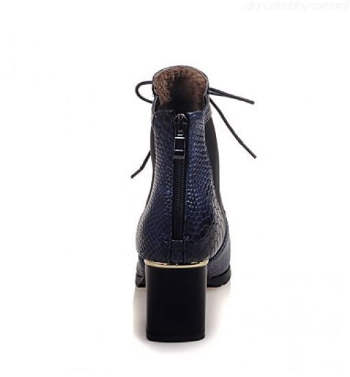 Stiefel perforiert damenschuhe absatz 6 blau komfortabel komfortabel komfortabel simil leder 8796  | Lassen Sie unsere Produkte in die Welt gehen  6314e3