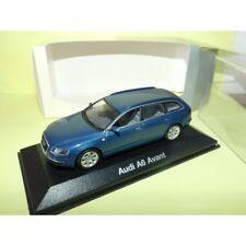 Audi A4 B7 32 Quattro S Line Bleu Minichamps 1 43 For Sale Online