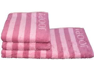 Schnelle Lieferung Original kaufen wähle spätestens Details zu JOOP! Classic 1610 Handtuch magnolie 20 Saunatuch Streifen  Handtücher Duschtuch