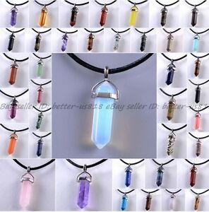 Natural-Quartz-Crystal-Stone-Point-Chakra-Healing-Gemstone-Pendants-Necklace