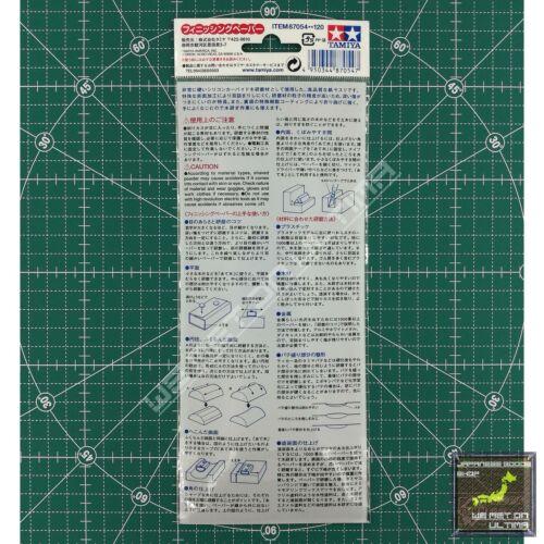P2000 F//S FROM JAPAN Tamiya Finishing Abrasives Sandpaper Grit Size P180