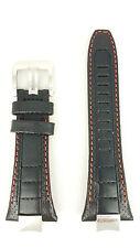 Seiko Sportura 31mm Watchband 7T86 0AB0 Strap 4A1R1 B 14mm - SPC047P2 SNAD23P2