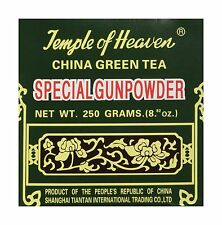 Temple of Heaven - China Green Tea - Special Gunpowder Loose Te... Free Shipping