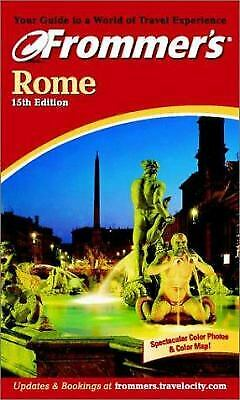 Frommer's Rome 2002 by Porter, Darwin