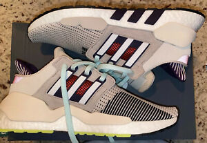 Details about Adidas EQT Support 91/18 Mens Clear Brown Casual Lifestyle Sneakers CM8409