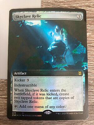 Skyclave Relic 252//280 RARE Zendikar Rising ZNR