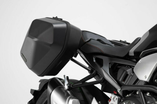 SW-Motech URBAN ABS Side Cases Panniers Set Honda CB1000R Neo Sports Cafe
