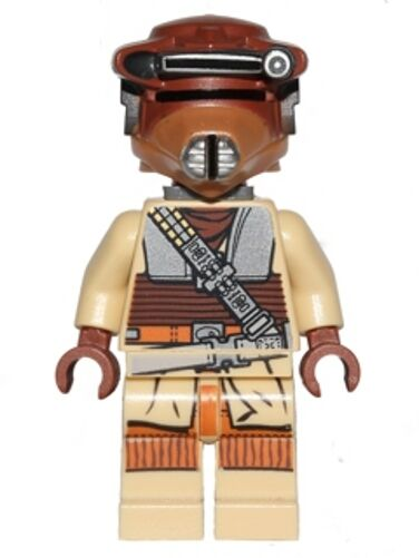 LEGO 9516 - STAR WARS - Boushh / Princess Leia - MINI FIG / MINI FIGURE