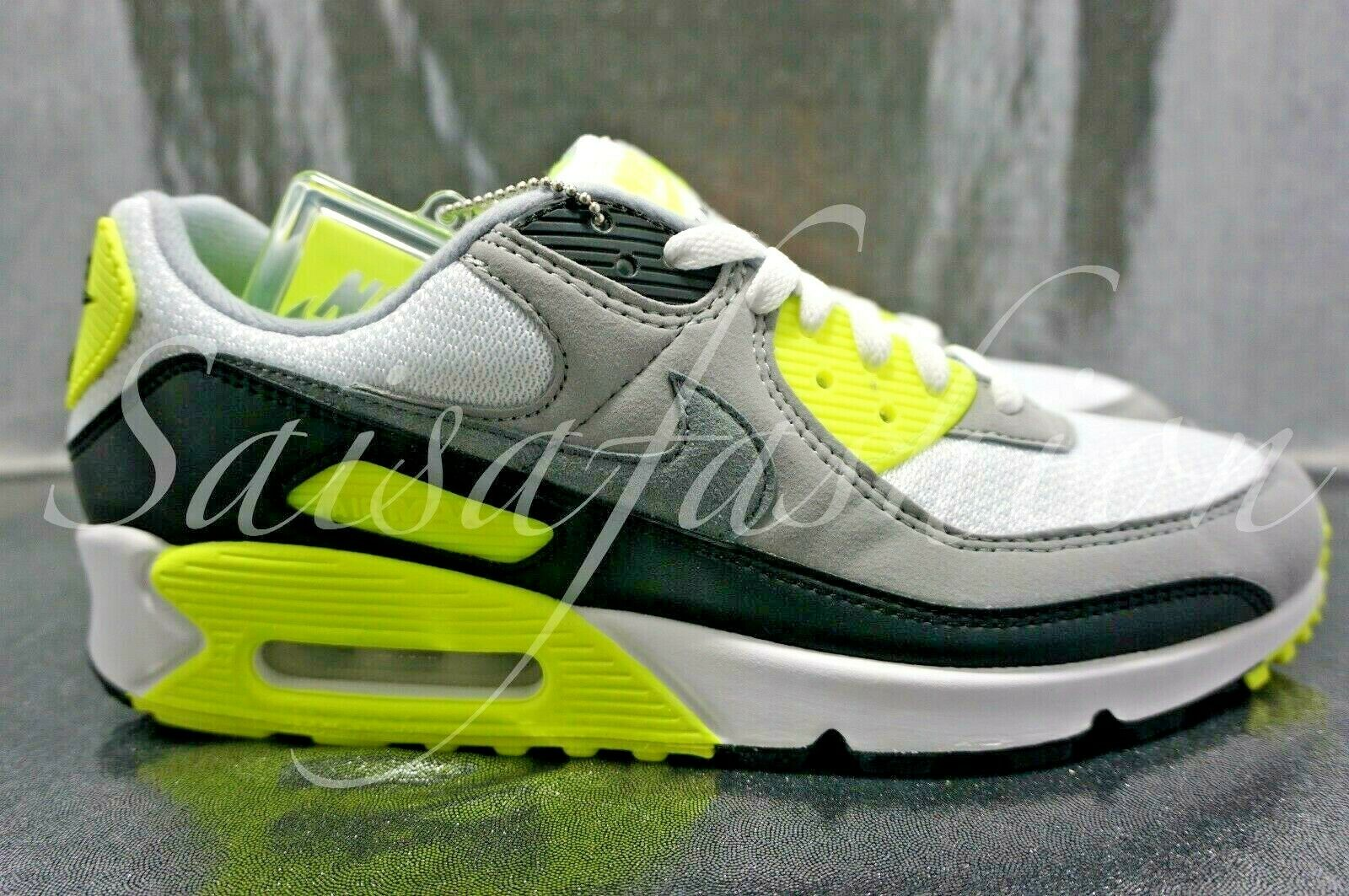 Size 9.5 - Nike Air Max 90 Volt 2020 - CD0881-103 for sale online ...