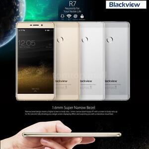 """5.5"""" Blackview R7 Smartphone 4G LTE FingerPrint MTK6755 2.0GHz 4GB 32GB US"""