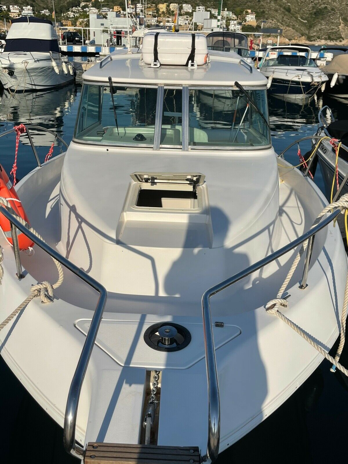 Sports fishing boat Faeton 7.60 Fully equipped for Sale in SPAIN.