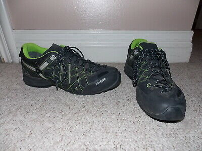 Salewa Wildfire Vent Approach Shoe Light Hiker Size 7.5 Womens Vibram Soles   eBay