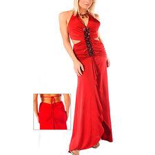 Party Club Wear Modern Hot Stylish Long Prom Maxi Cocktail Dress UK size 10-12