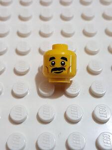 LEGO-Minifigures-Serie-The-Ninjago-film-X-1-Tete-pour-Sushi-Chef-Pieces
