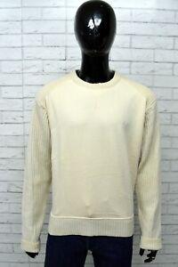 Maglione-SERGIO-TACCHINI-Uomo-Taglia-XXL-Felpa-Maglia-Pullover-Sweater-Cardigan