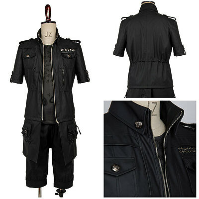 Rational Final Fantasy Xv Noctis Lucis Caelum Outfit Cosplay Kostüm