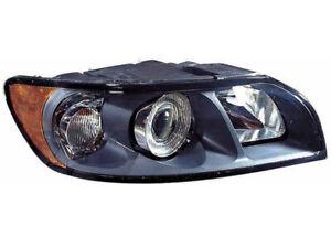 Volvo S40 04-07 V50 05-07 Halogen Headlight Lamp Left Driver Side