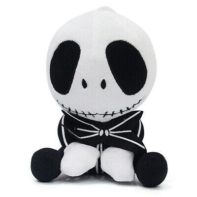 "8/""//9/"" The Nightmare Before Christmas Jack Skellington Soft Plush Toy Doll Xmas"