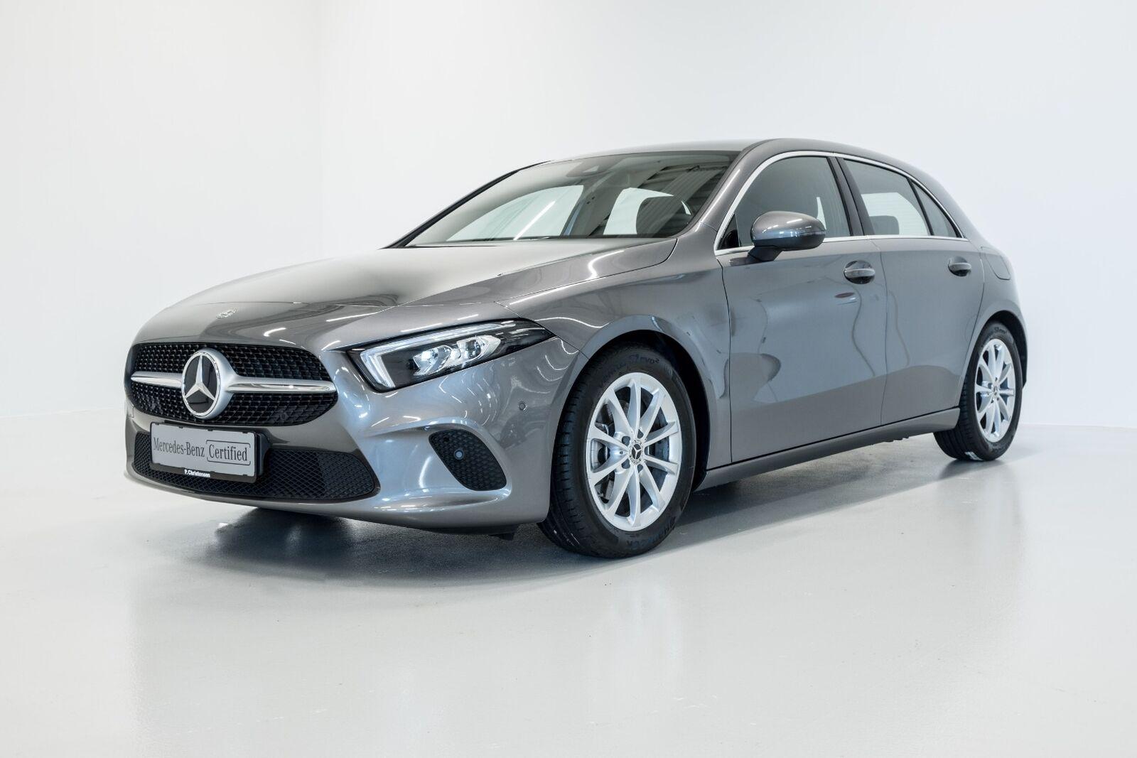 Mercedes A200 1,3 Progressive Line aut. 5d - 349.900 kr.