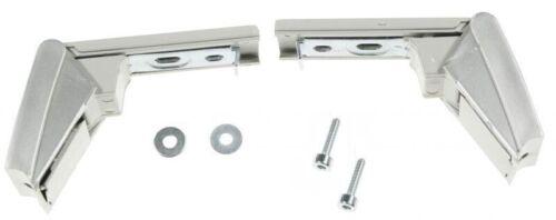 KIT riparazione per maniglia in acciaio inox r6 at g933943 come Liebherr 9590190 dispositivi di raffreddamento