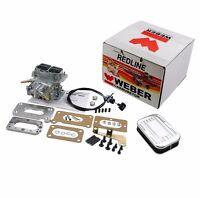 Mazda B2000 B2200 Pickup Weber Carburetor 32/36 Dgv- Manual Choke Kit