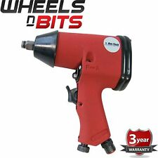 "1/2"" Drive Air Impact Wrench Power Compressor Gun Ratchet Garage Mechanic Tool"