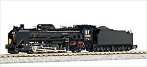 KATO-N-Scale-2016-1-D51-498-Orient-Express88-type-Steam-Locomotive-Japan-NEW