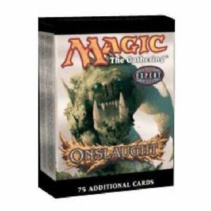 ENGLISH SEALED NEW MAGIC MTG ABUGames Onslaught Starter Tournament Deck Pack