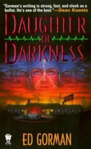 Daughter of Darkness by Ed Gorman (1998, Paperback)