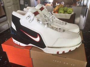 d29df514cb0 2003 DS OG Nike Air Zoom Generation I 1 Lebron James sz 10.5 w ...