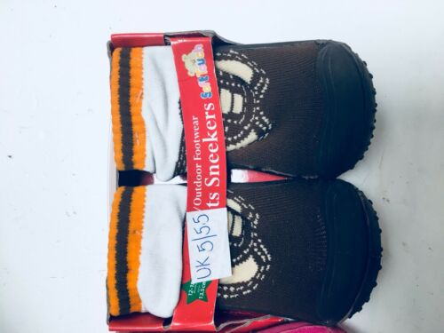 Toddler Shoes Socks Anti Slip Indoor Outdoor Pool Size Uk 5.5