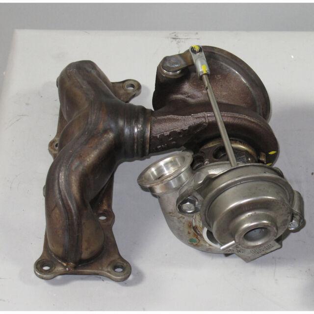 Turbo 11657593017 3.0l Twin Rear Fits 2008-16 BMW 535i OEM