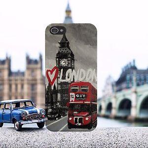 I-Love-London-Big-Ben-Bus-England-Phone-Case-Cover