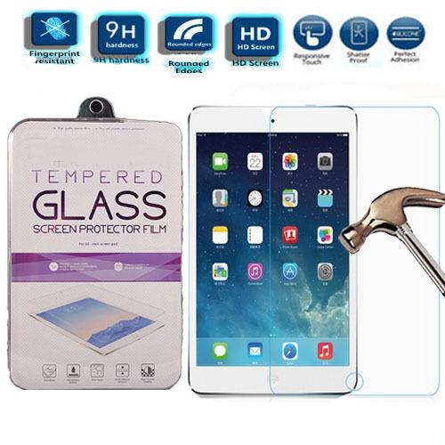 Oleophobic Coated HD 9H Tempered Screen Protector For iPad Mini 4 A1538 A1550
