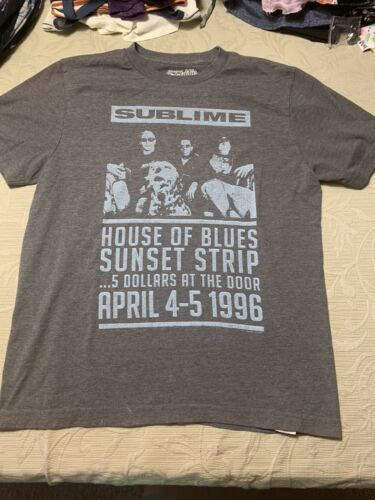 Sublime House Of Blues Sunset Strip Old Navy Shirt