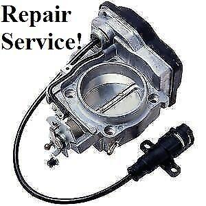 Mercedes VDO Throttle Body REPAIR SERVICE