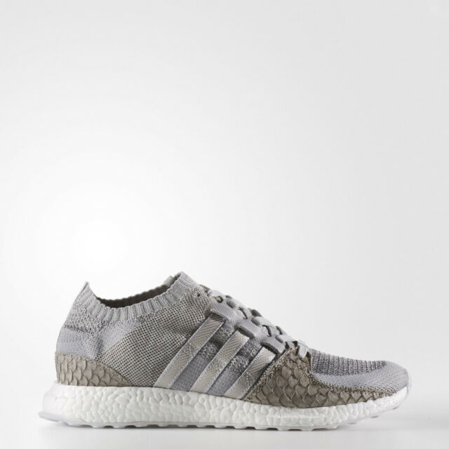 best sneakers 80909 ccf19 adidas X Pusha T EQT Support Ultra PK King Push Stone Trainers S76777 Sizes  4-