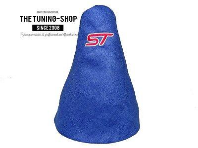 blau nahen Schaltsack-Handbremssack Leder PASSEN MINI COOPER R50 R53 ONE 01-06
