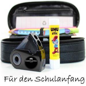 FAULENZER-schwarz-EBERHARD-FABER-Mappe-Federtasche-Maeppchen-Federmappe-ue2ue-100