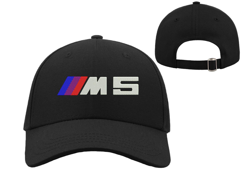 BMW M5 Car Auto Unisex Bestickt Baseball Cap Kappe Hüte Mützen