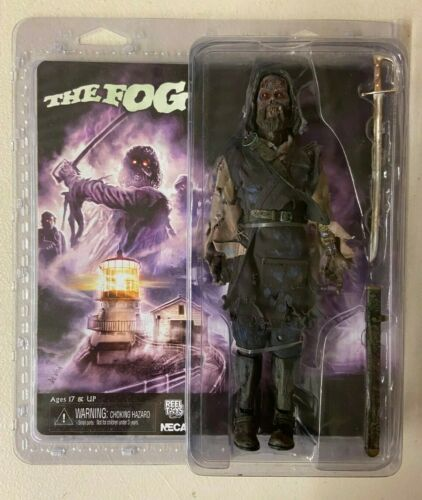 """Neca le brouillard film capitaine blake 8/"""" inch Clothed Action Figure Comme neuf Paquet"""