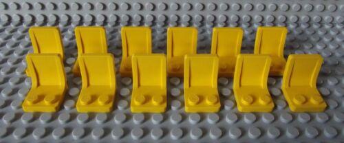 12 Lego Mini Figura Accesorio Asiento Silla N 4079 elegir el color que requiere