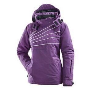 Details zu Skijacke Winterjacke Snowboardjacke Jacke Maui Wowie lila Gr. 34 36 40 NEU