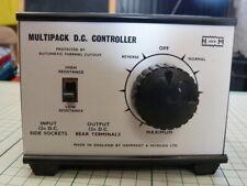 Hammant & morgan multipak DC slave control unit for OO N gauge model train set