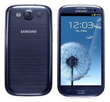 Samsung Galaxy S3 i9300 Pebble Blue Blau GT-I9300 Smartphone Ohne Simlock NEU