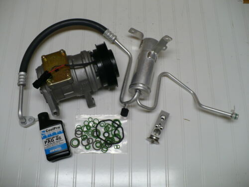 2002-2004 Grand Cherokee 4.7L New A//C AC Compressor Kit