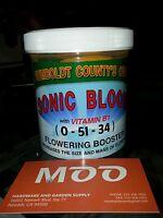 Humboldt County's Own Sonic Bloom 1lb Bud Blaster Flower Enhancer Powder